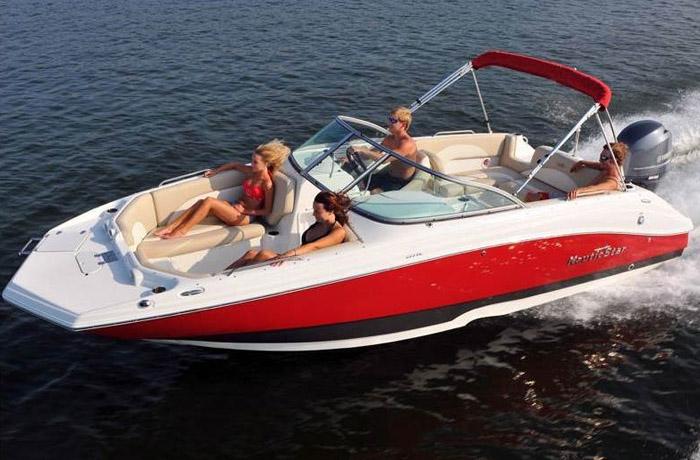 NauticStar Sport Deck Boats