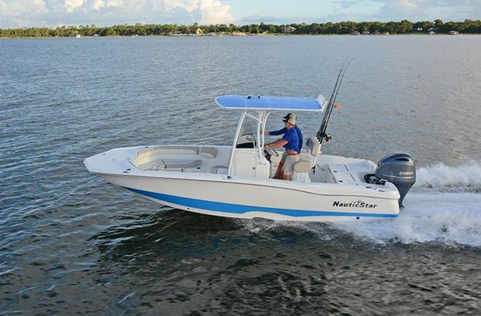 NauticStar Bay Boats