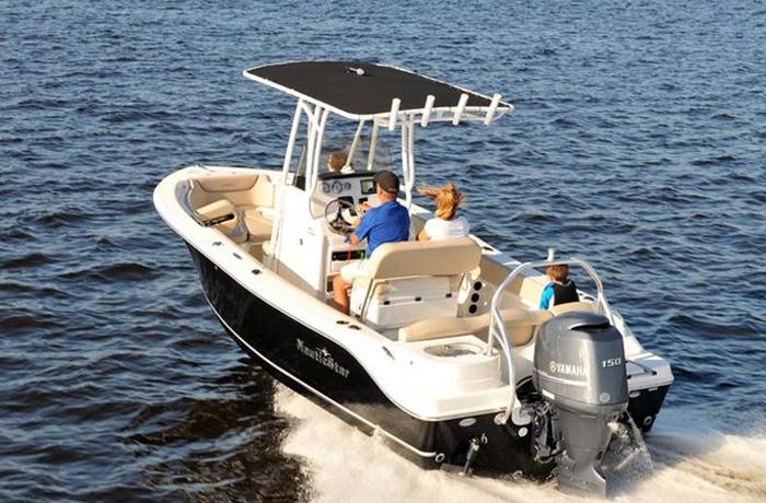 NauticStar Legacy Series Boats