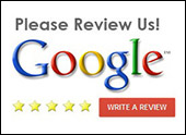 Google: Please Review Us!