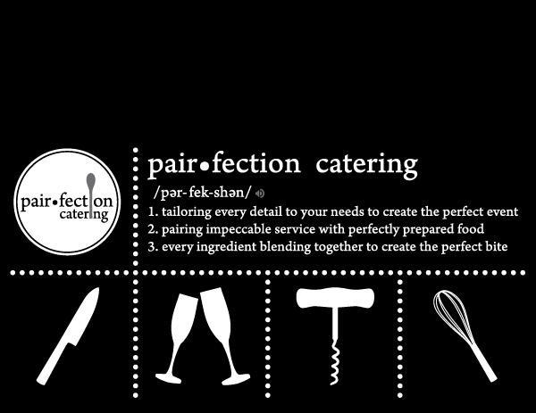 Pair•fection Catering