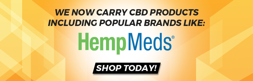 Now Carrying Hemp Meds
