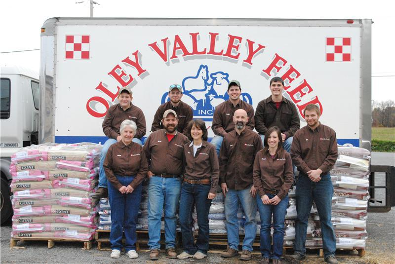 Oley Valley Feed