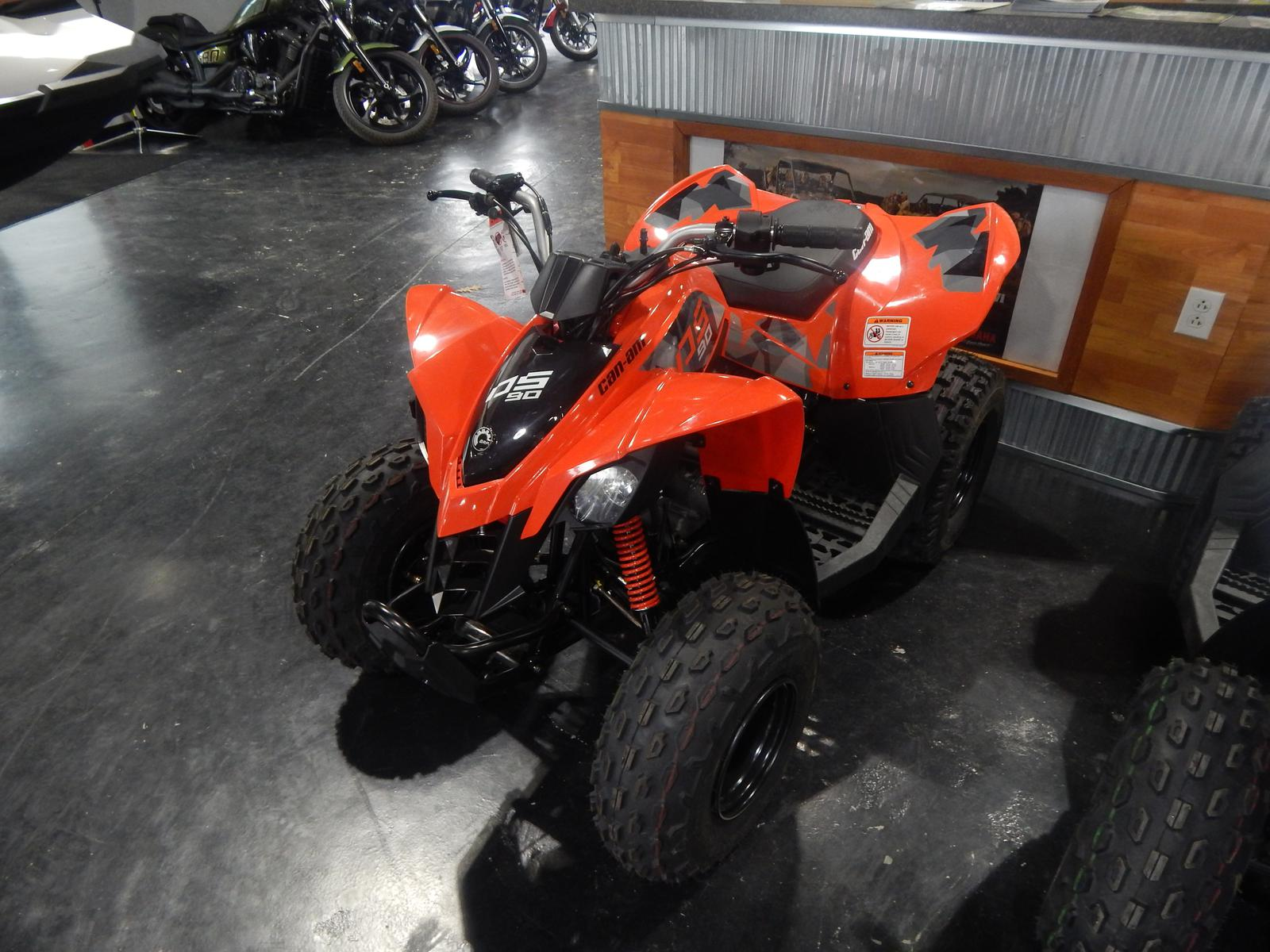 2019 Can Am Ds 70 For Sale In Morehead Ky Cave Run Motorsports Honda Rubicon 500 Fuel Filter Stock