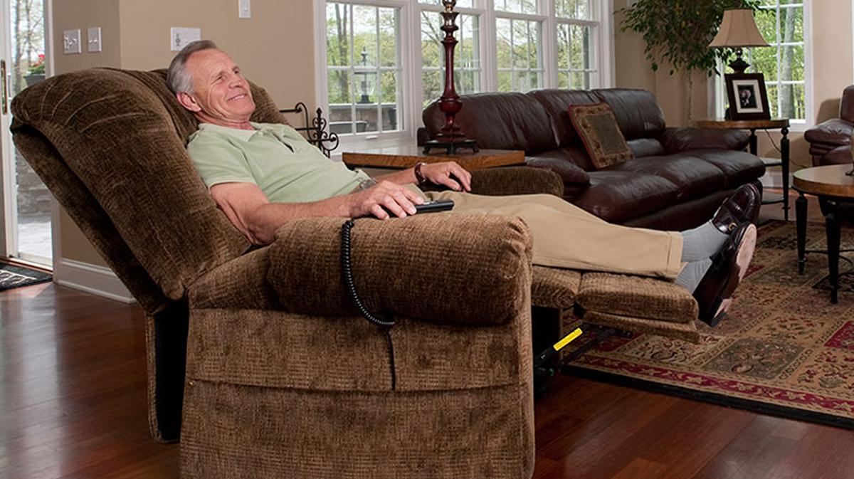 Relax Into The Right Recliner.
