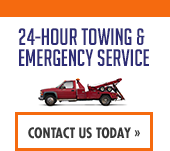 24-Hour Towing & Emergency Service. Contact us today.