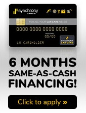 CarCare One Financing