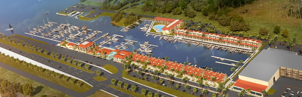 Harborside at Beach Marine