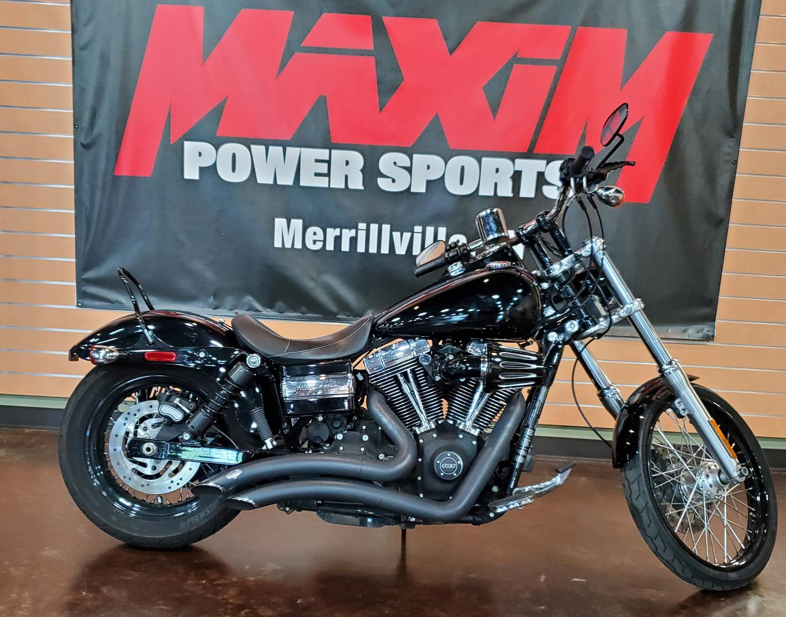 2012 Harley Davidson Dyna Glide Wide Glide For Sale In Merrillville In Maxim Power Sports Merrillville In 219 942 0548