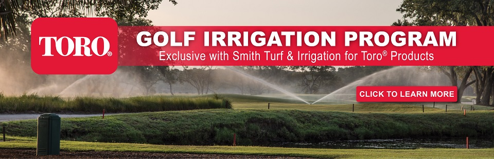 Golf Irrigation Promo 2019