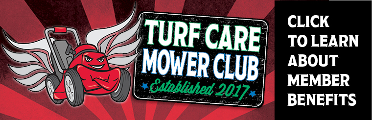 Turf Care Mower Club