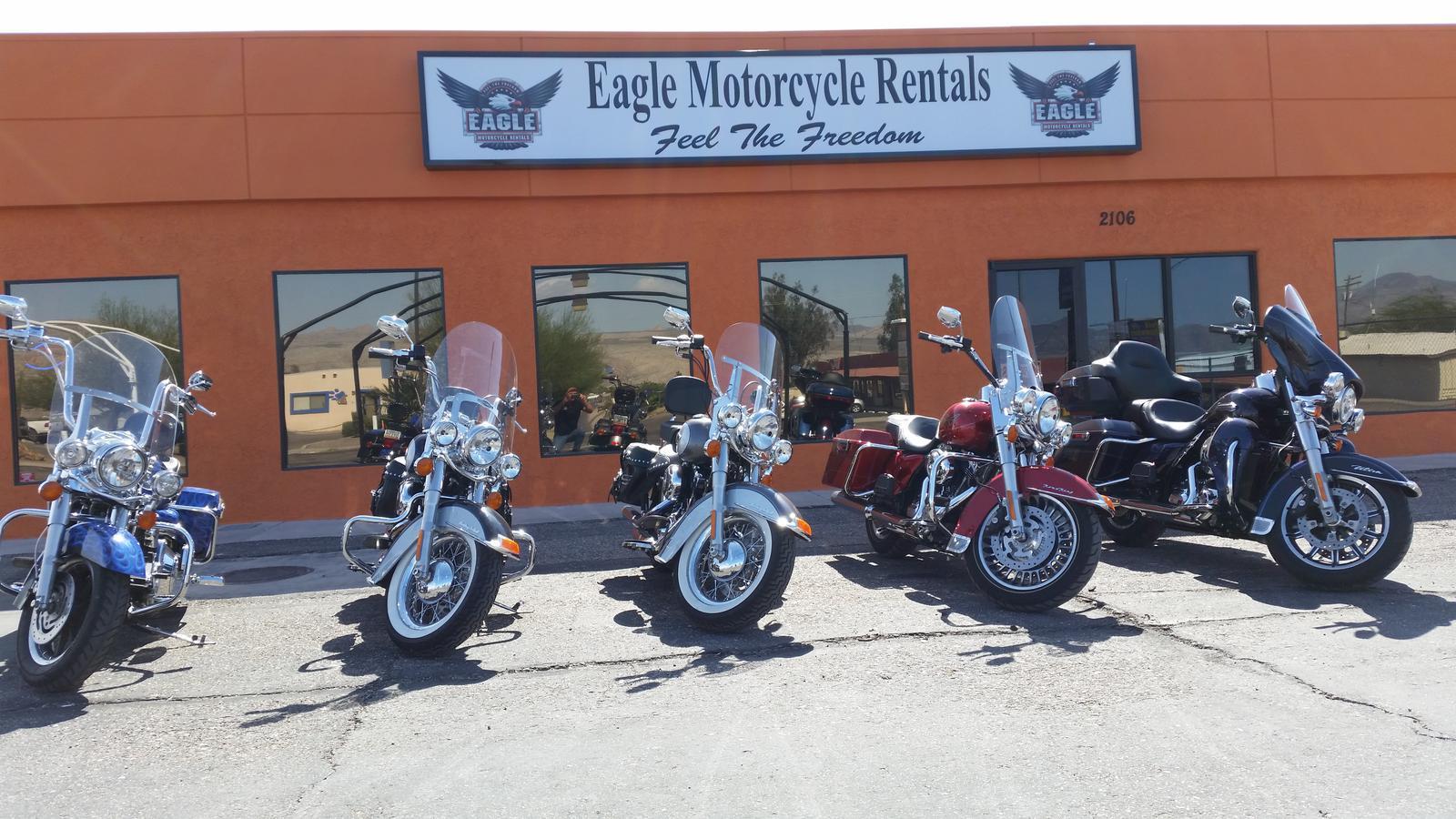 Contact Us Eagle Motorcycles Bullhead City, AZ (877) 854-7784