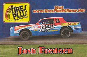 Josh Fredeen