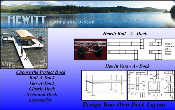 Lifts & Piers Tinus Marine Oconomowoc, WI (262) 567-7533