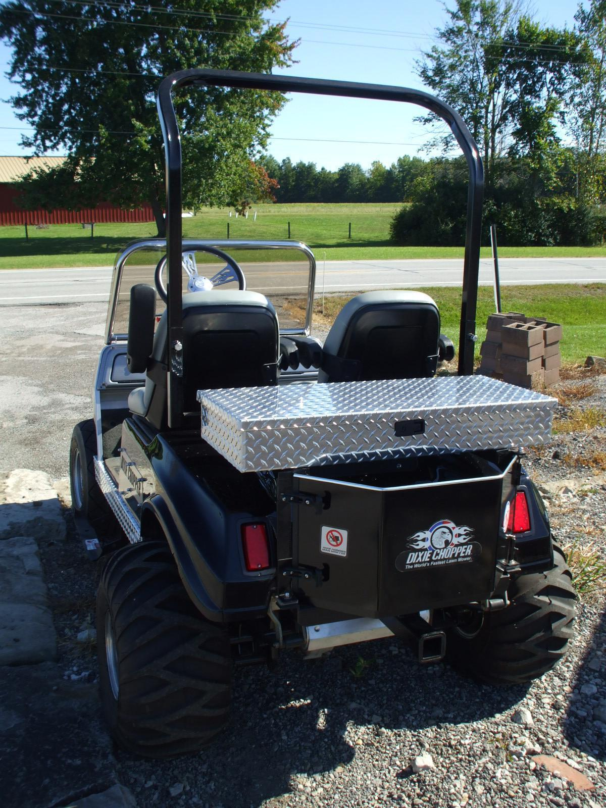 Dixie Chopper Custom Club Car C C Sales Services Llc Oberlin