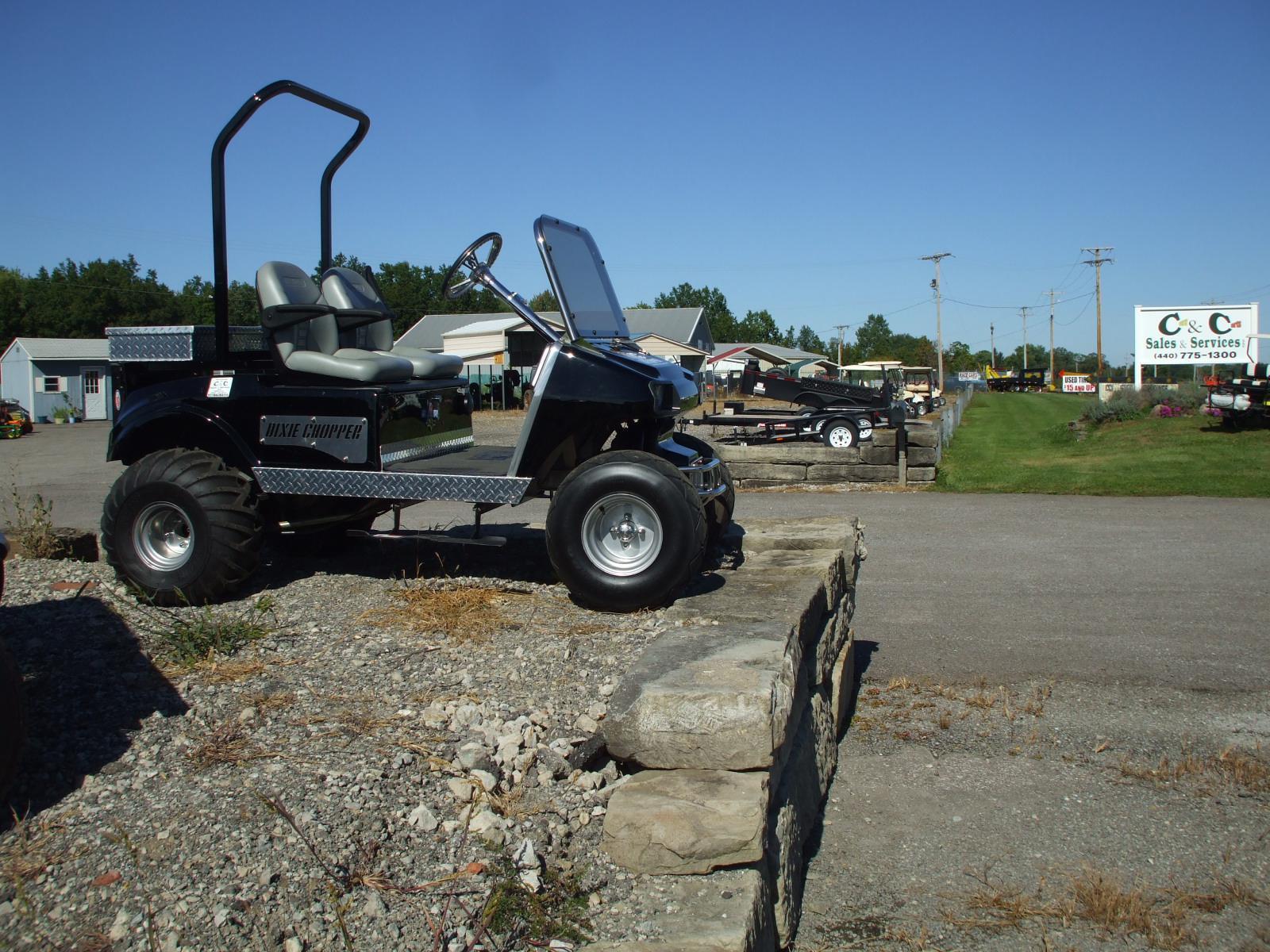 Dixie Chopper Custom Club Car C & C Sales & Services LLC