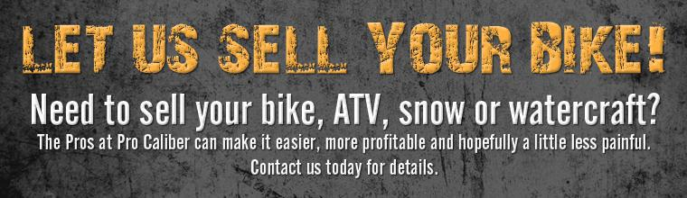 Let Us Sell Your Bike