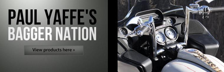 Paul Yaffe's Bagger Nation: Click here to shop products by Paul Yaffe Originals.
