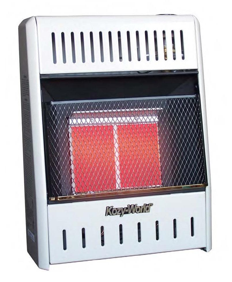 Vent-Free Gas Heater - Heaters Colonial Hardware Memphis, TN (901) 388-7111