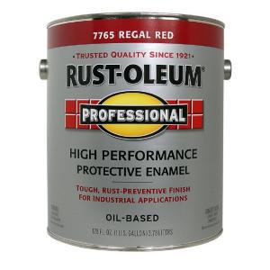 Rust-Oleum High Performance 7765 Regal Red Paint at Colonial Hardware, Inc. in Memphis, TN