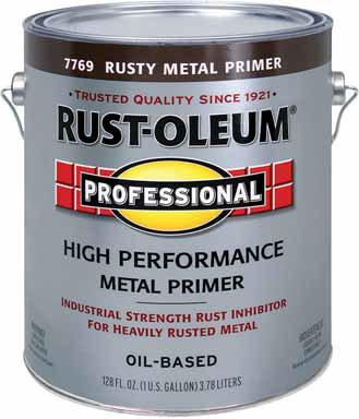 Rust-Oleum High Performance 7769 Rusty Metal Primer at Colonial Hardware, Inc. in Memphis, TN