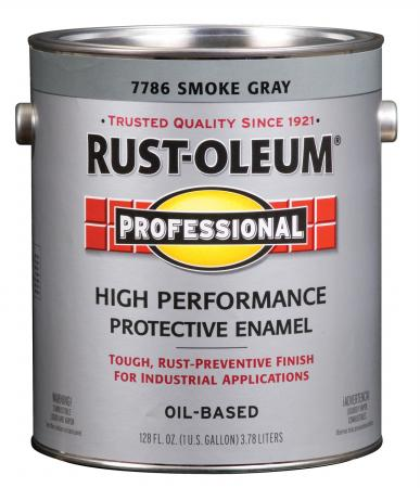 Rust-Oleum High Performance 7786 Smoke Gray Paint at Colonial Hardware, Inc. in Memphis, TN