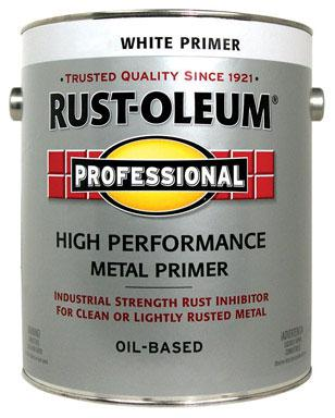 Rust-Oleum High Performance 7780 White Primer at Colonial Hardware, Inc. in Memphis,TN