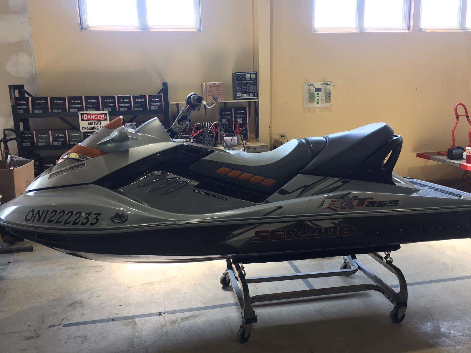 2008 SEA DOO SPORTBOAT RXT X 255 for sale