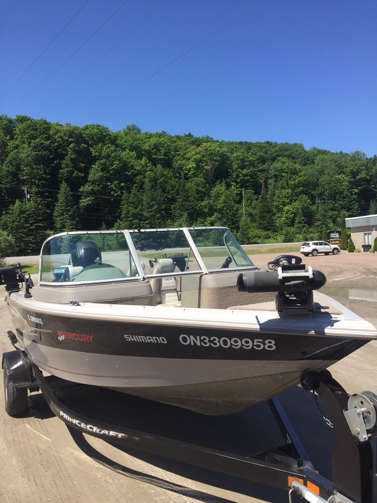 2011 Princecraft boat for sale, model of the boat is 179 PRO SERIES & Image # 2 of 2