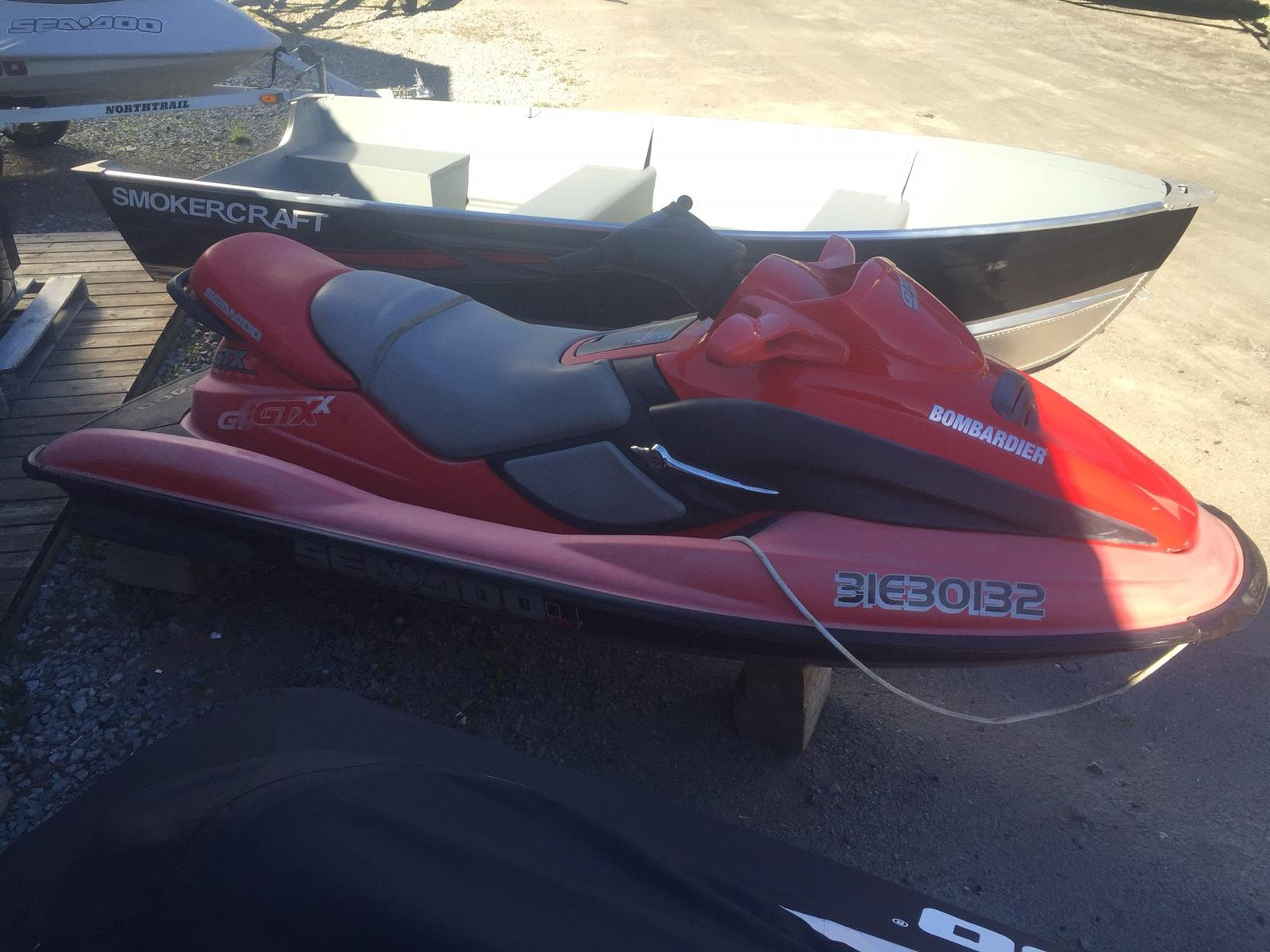 For Sale: 2001 Sea Doo Pwc Gtx ft<br/>Harper Powersports And Marine- Minden