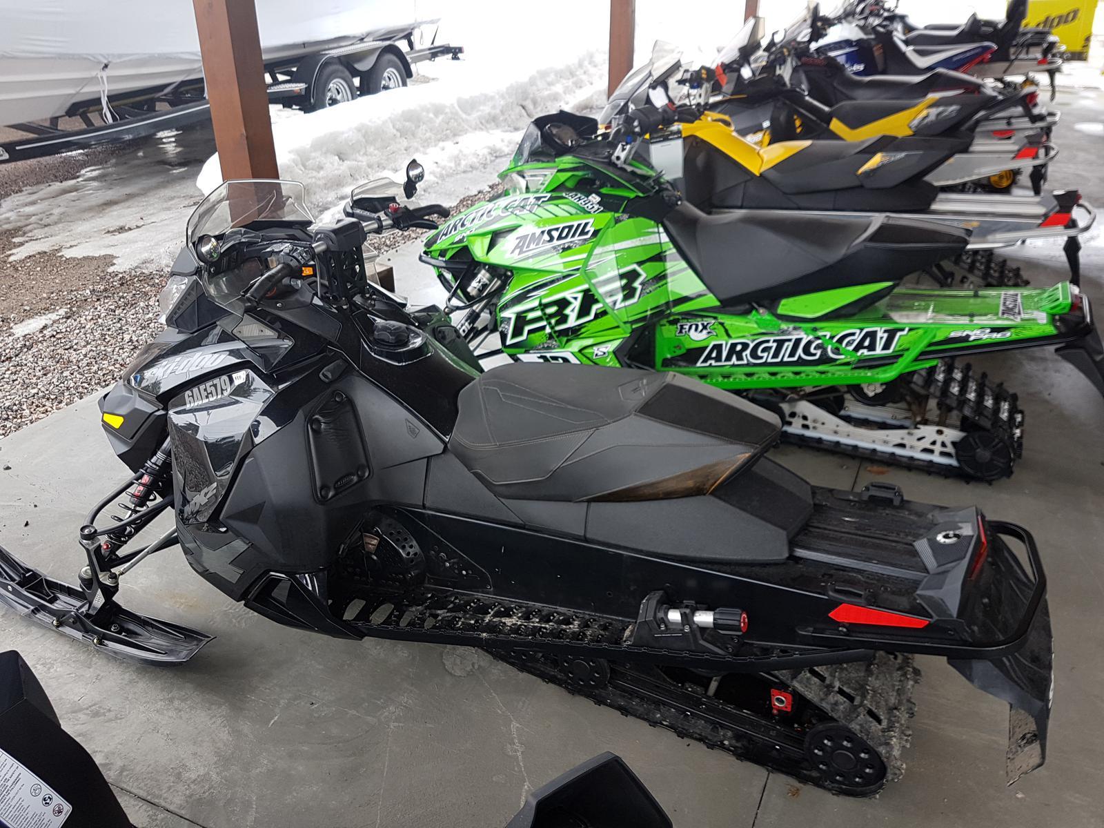 2014 Ski Doo MXZ X 800 E-TEC