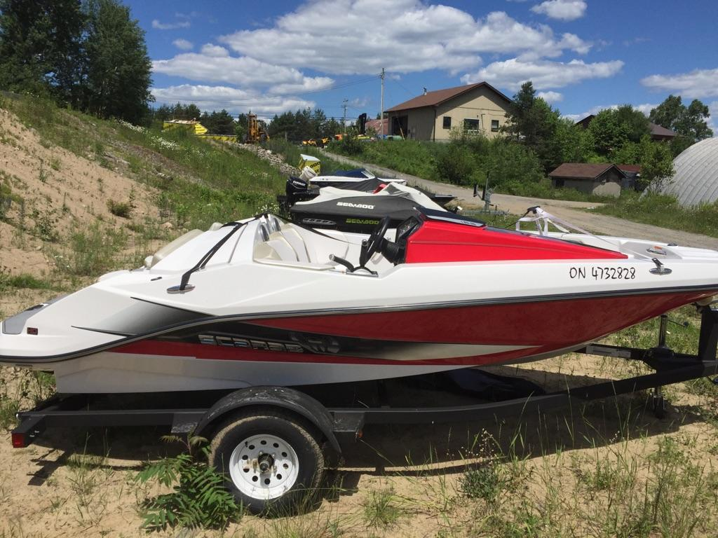 For Sale: 2015 Scarab 165 Ho 17ft<br/>Harper Power Sports- Haliburton
