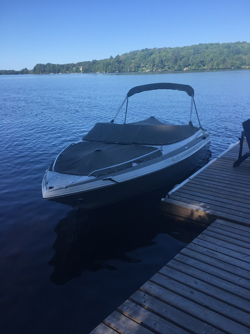 For Sale: 2009 Crownline Ss210 21ft<br/>Harper Power Sports- Haliburton