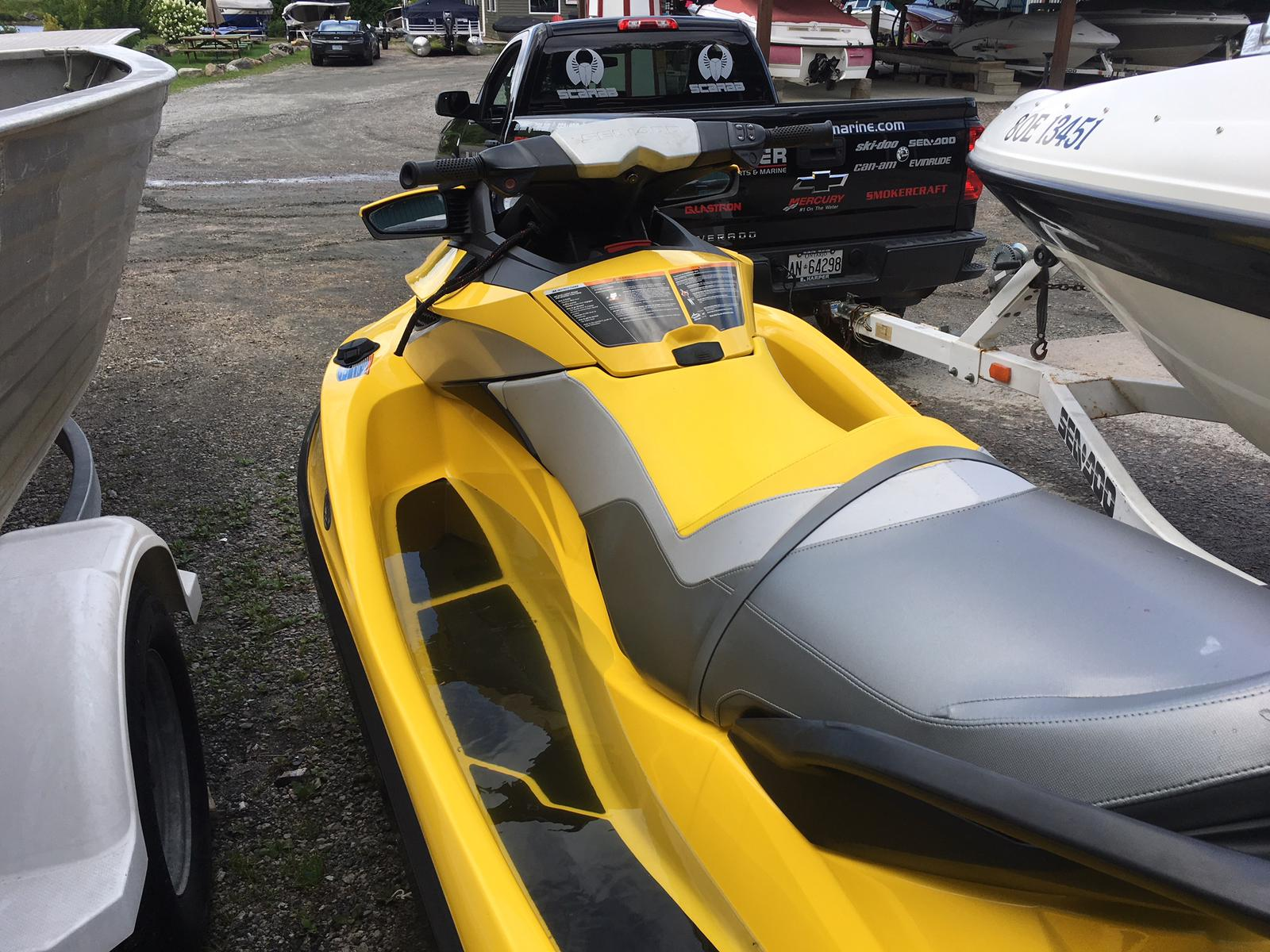 2010 Sea Doo PWC boat for sale, model of the boat is RXT 215 & Image # 2 of 2