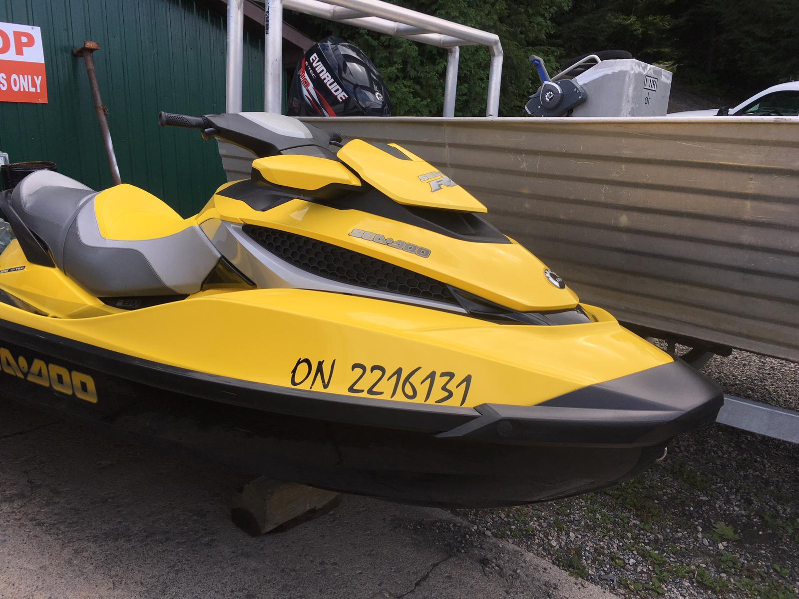 For Sale: 2010 Sea Doo Pwc Rxt 215 ft<br/>Harper Power Sports- Haliburton