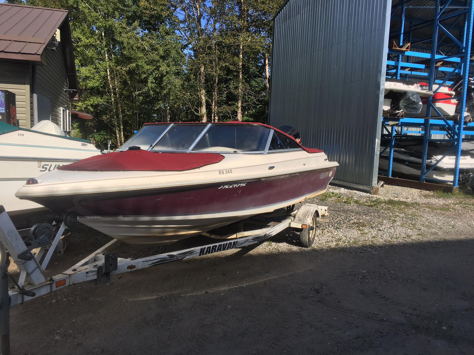 For Sale: 1999 Grew Bs 248 17ft<br/>Harper Power Sports- Haliburton