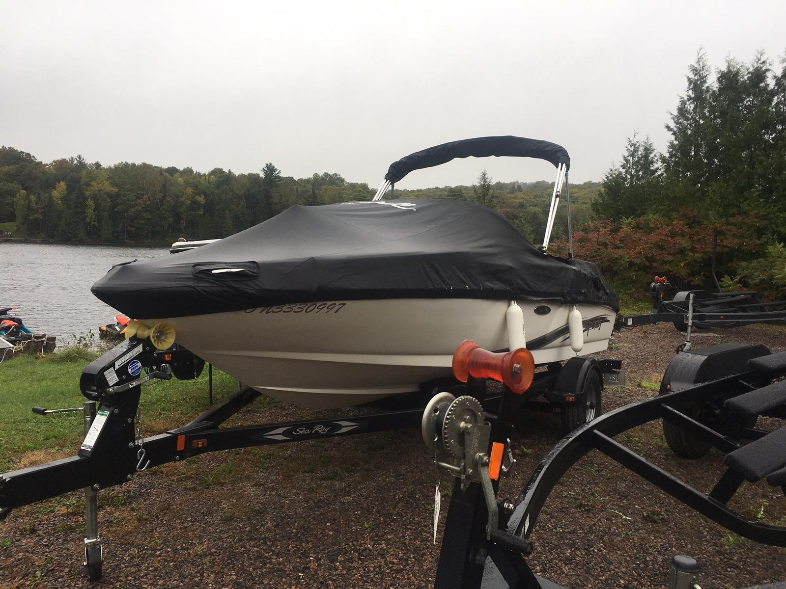 For Sale: 2011 Sea Ray Sport 18ft<br/>Harper Power Sports- Haliburton