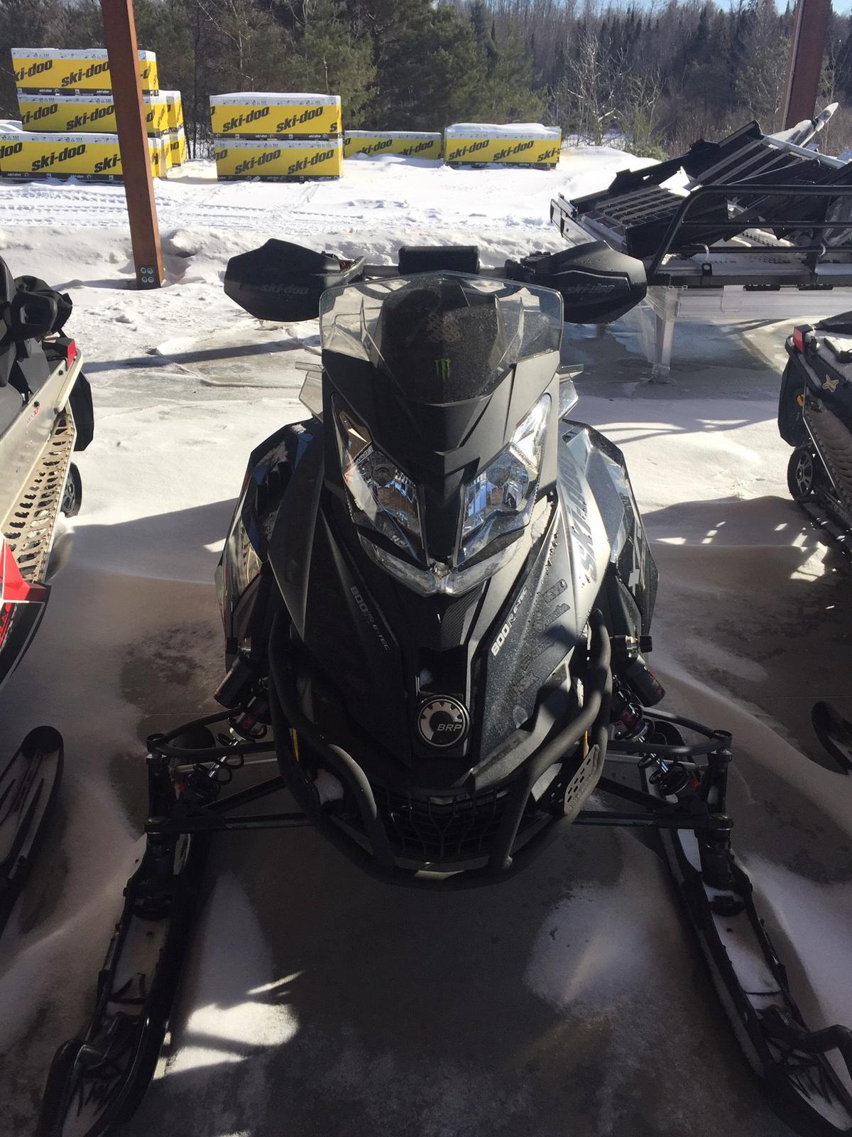 2015 Ski Doo RENEGADE XRS 800 E-TEC | 1 of 1
