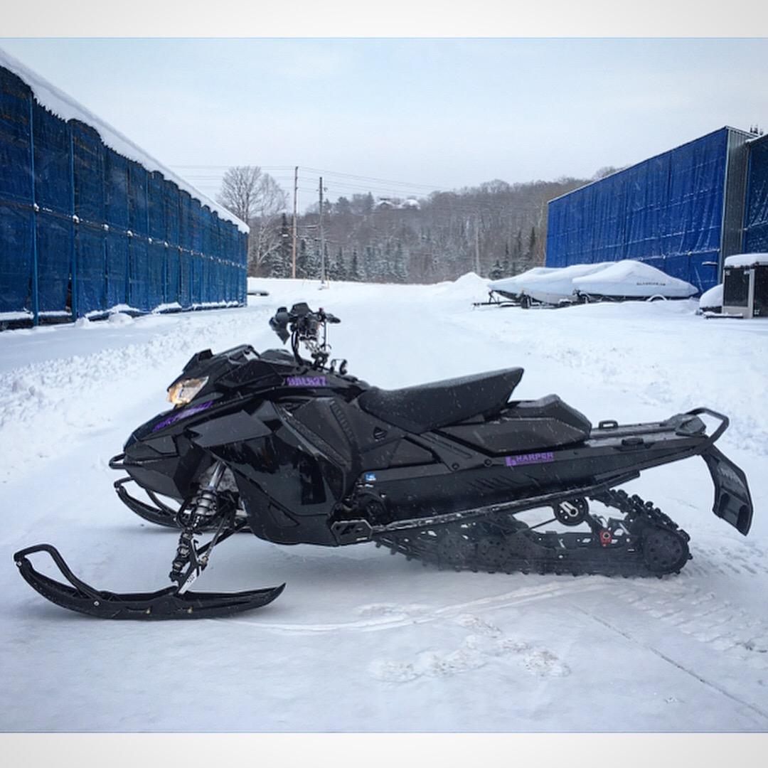 2017 Ski Doo MXZ TNT 850 E-TEC | 2 of 2