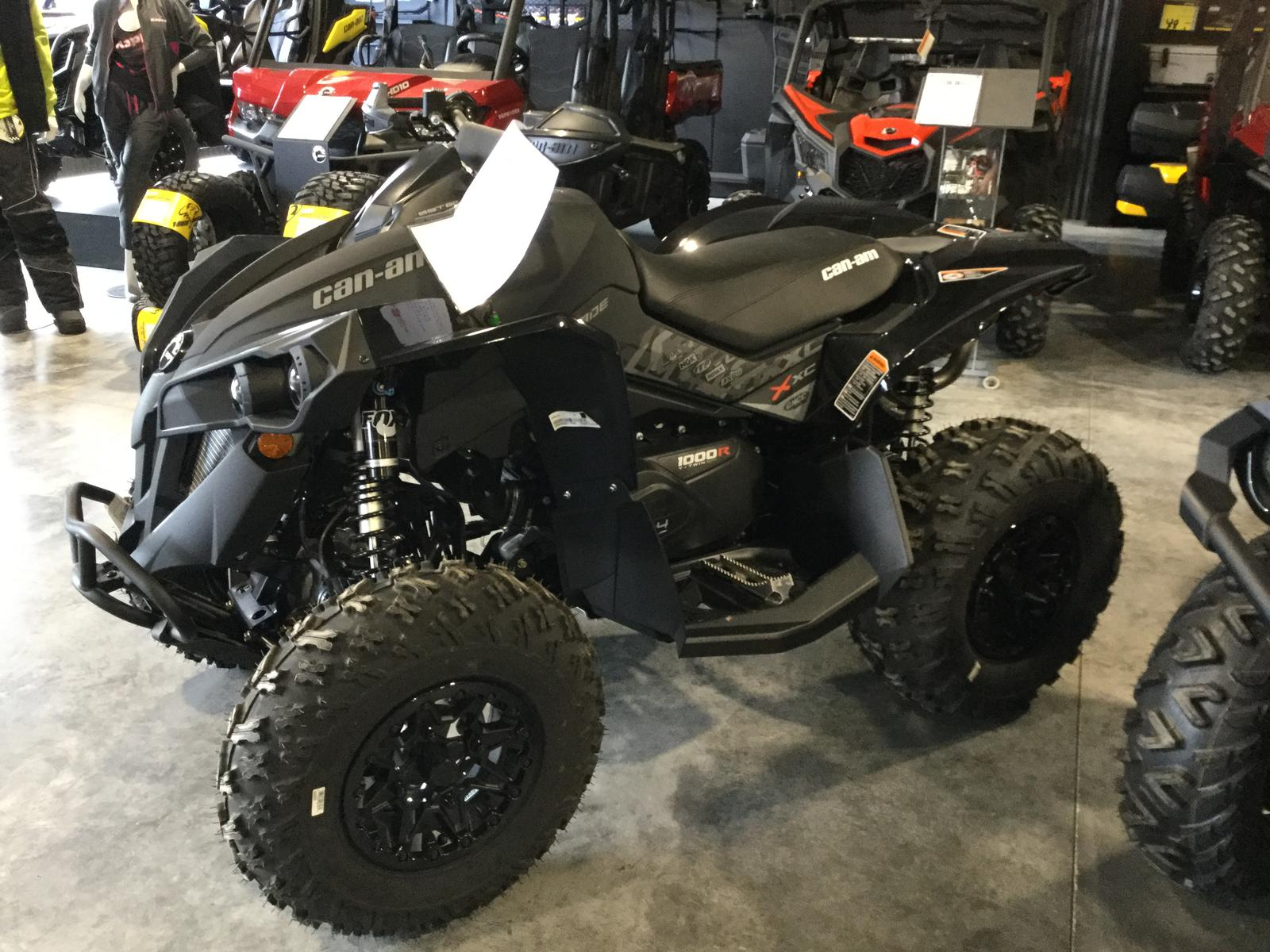 2017 Can Am RENEGADE XXC 1000 for sale in Ronan MT S & S Sports