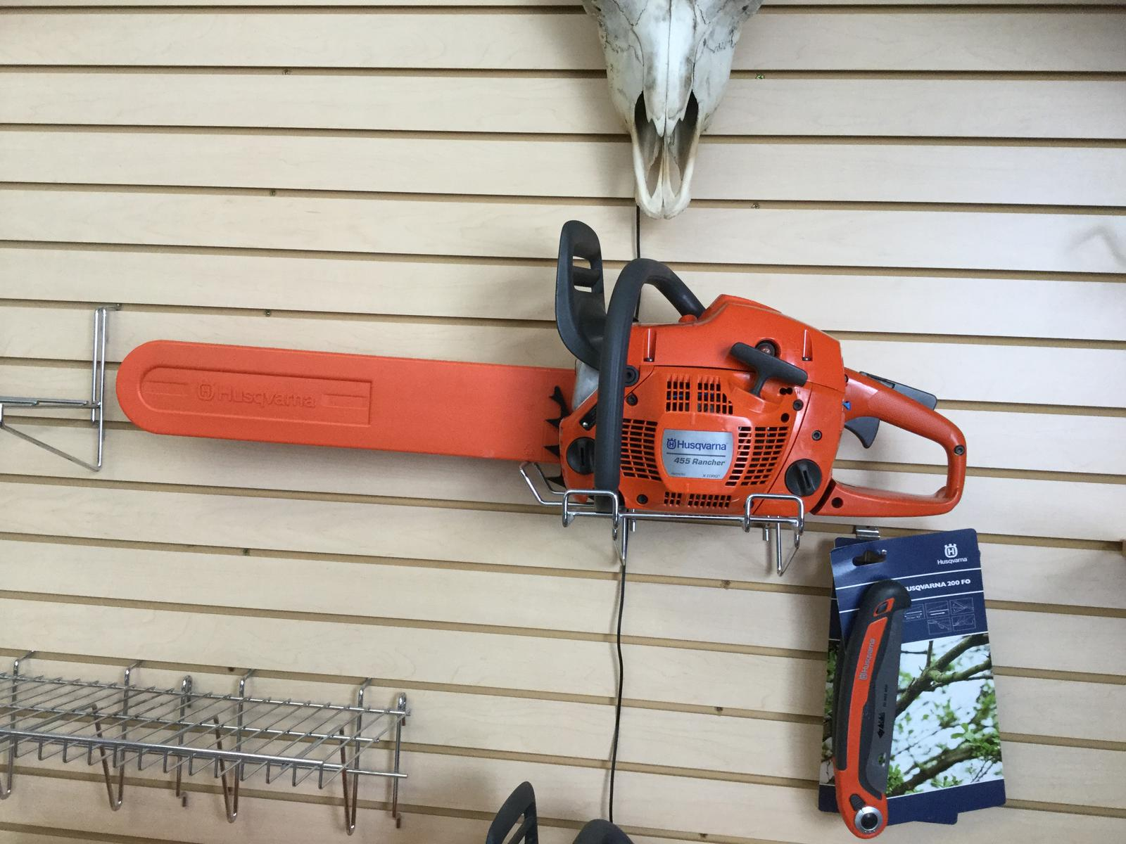 2019 Husqvarna 455 RANCHER CHAINSAW 20\