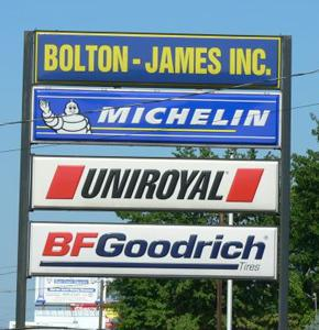 Bolton-James, Inc. Store Front Picture