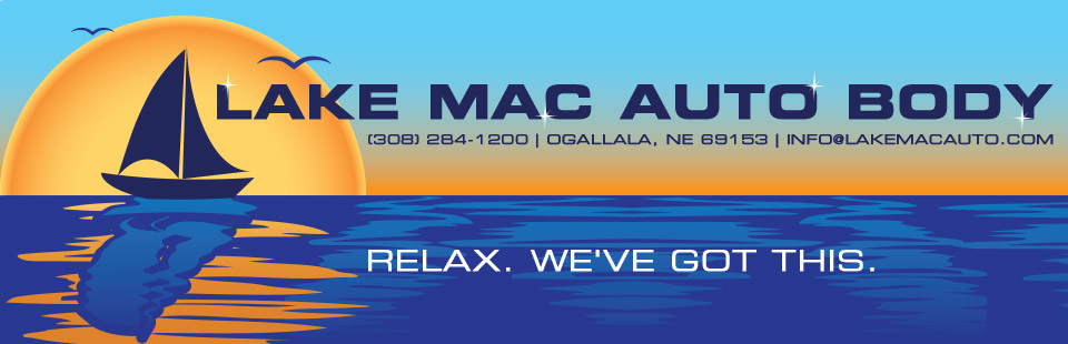 Lake Mac Auto Body: Relax—we've got this.