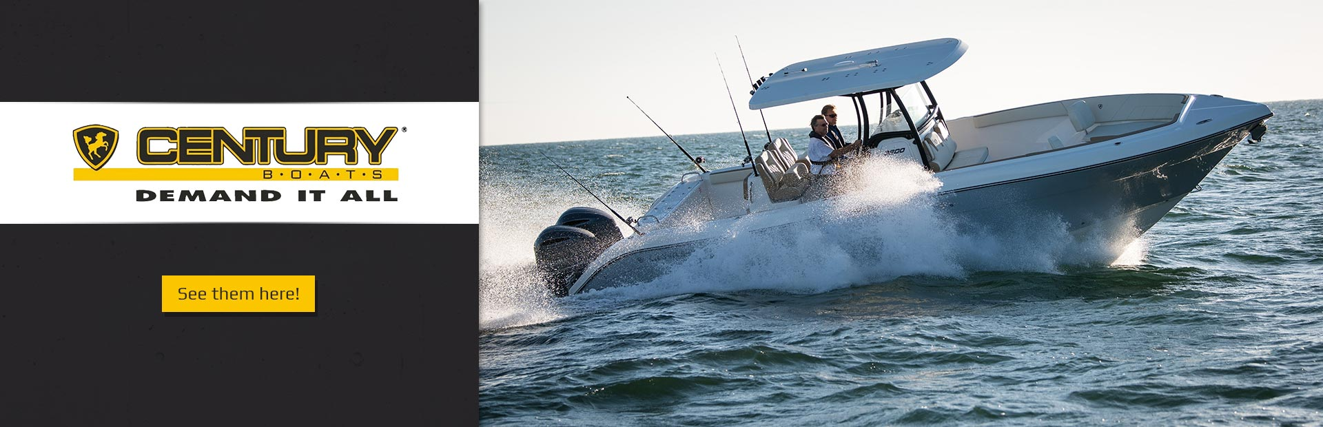 Century Boats: See them here!