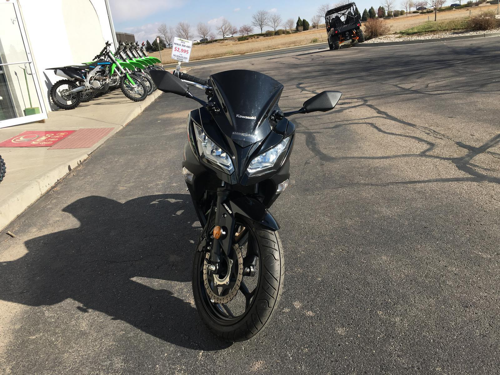 2014 Kawasaki Ninja 300 Abs For Sale In Loveland Co Motoadventure Tarmac Full Exhaust System Carbon Fiber 14 Baran 3