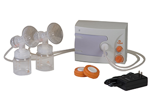 Hygeia Q Double Electric Breast Pump