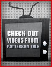 Check out videos from Patterson Tire!