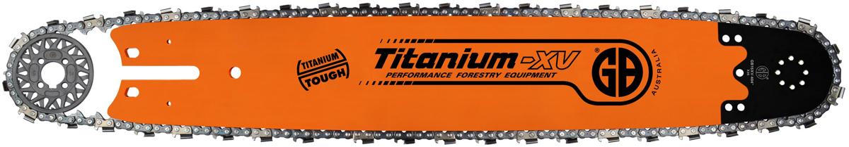 Titanium Chainsaw