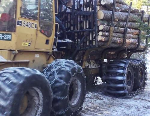 Logging Expo