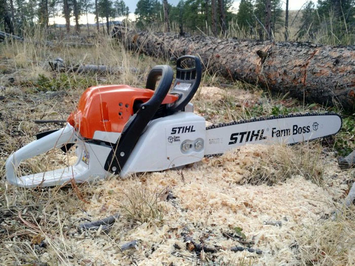 STIHL Chainsaws